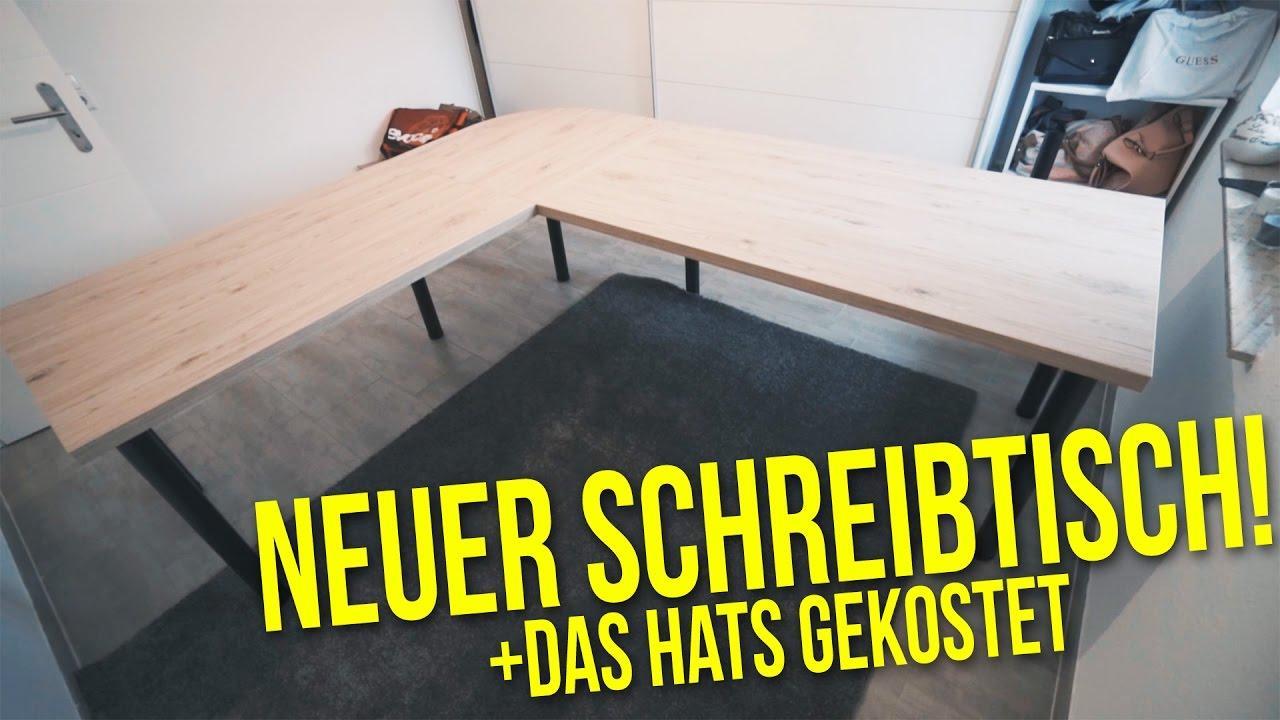 Ikea Linnmon Tischplatten Verbinden