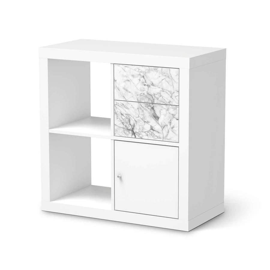 Ikea Schrank Weiß Mit Schubladen