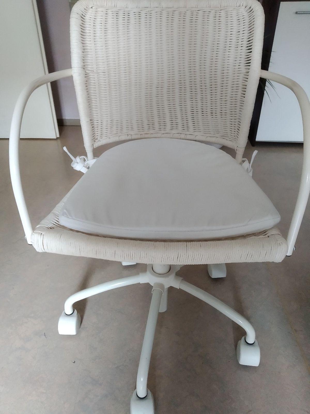 Ikea Schreibtisch Stuhl Weiß