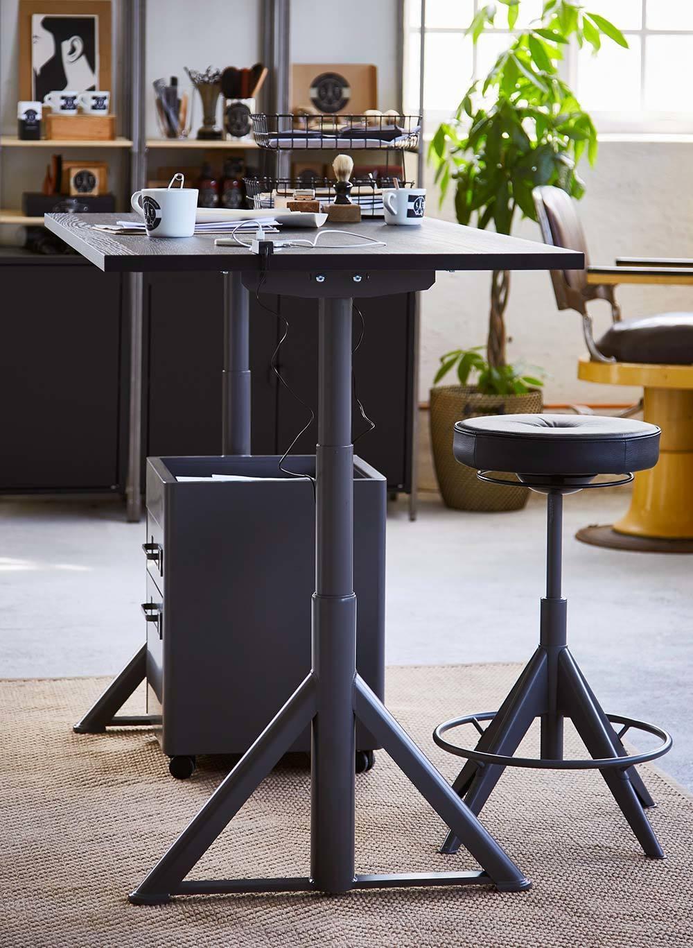 Ikea Schreibtisch Weiß Ecke