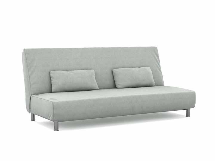 Ikea Sofa Grau Schlafsofa