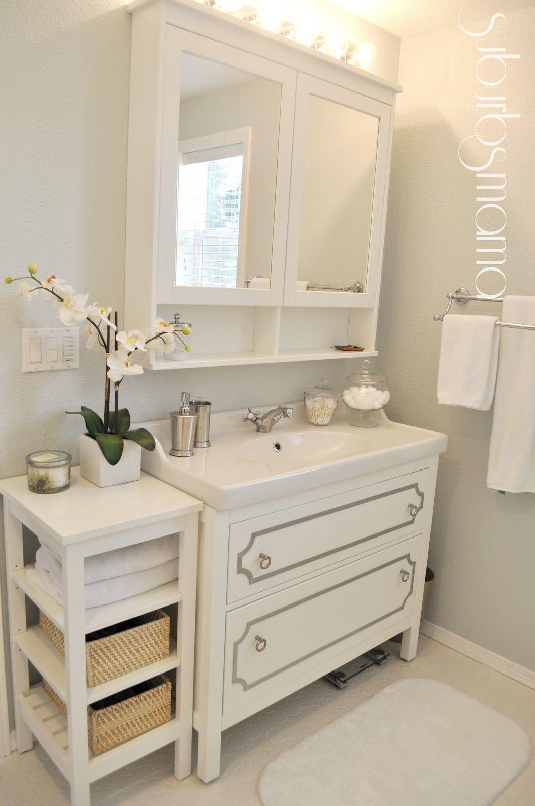 Ikea Spiegelschrank Badezimmer