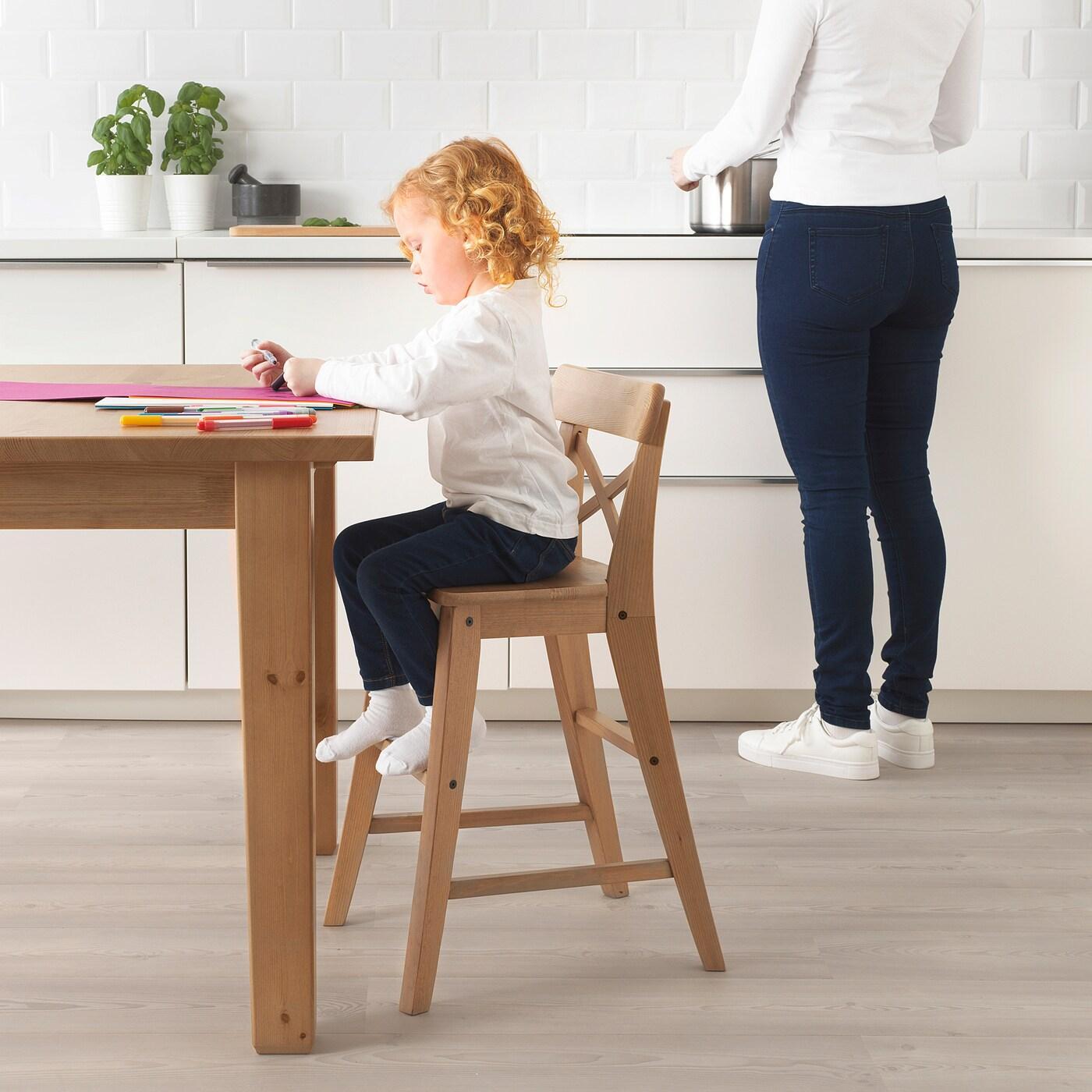 Ingolf Ikea Stühle Weiß