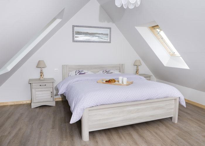 Kleines Schlafzimmer Mit Schräge Gestalten