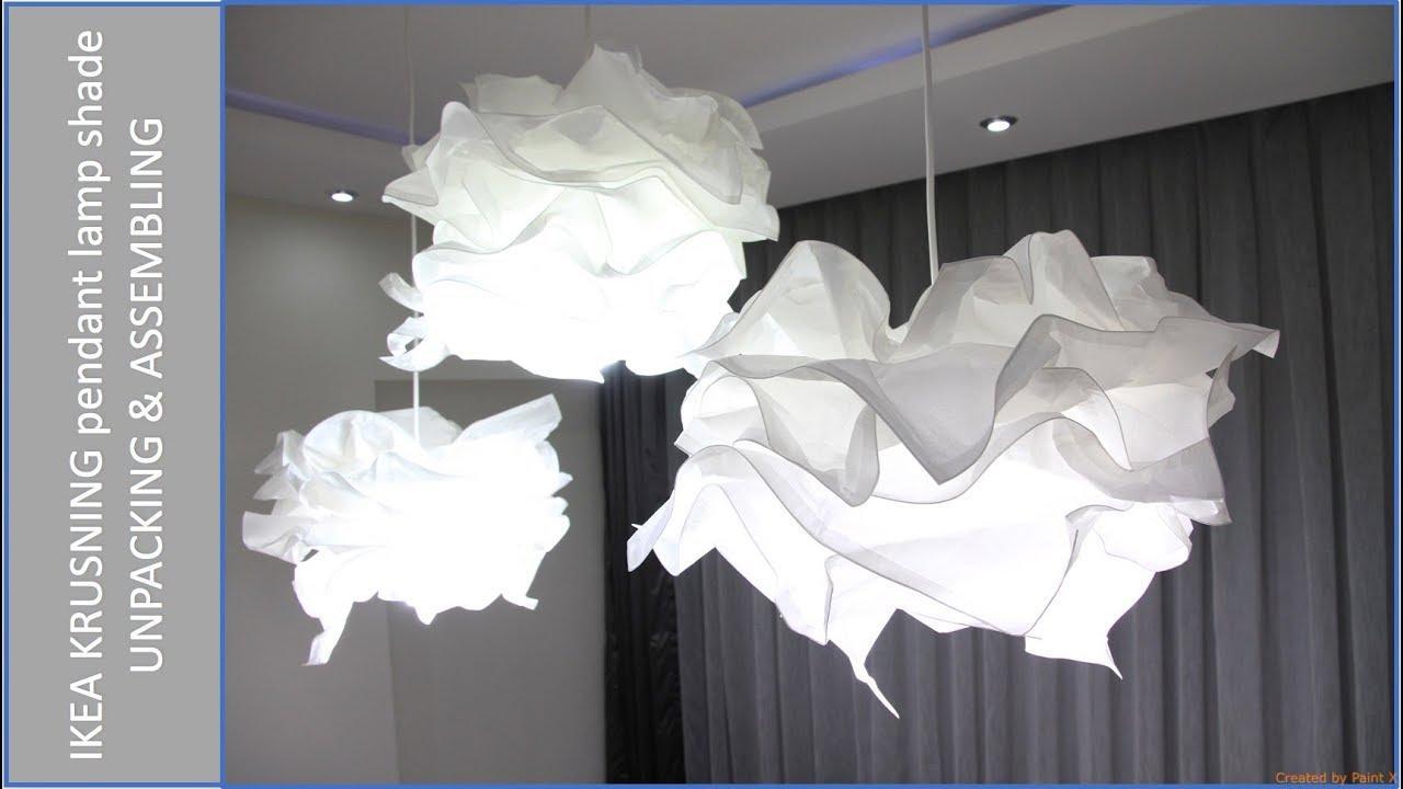 Lampe Ikea Papier
