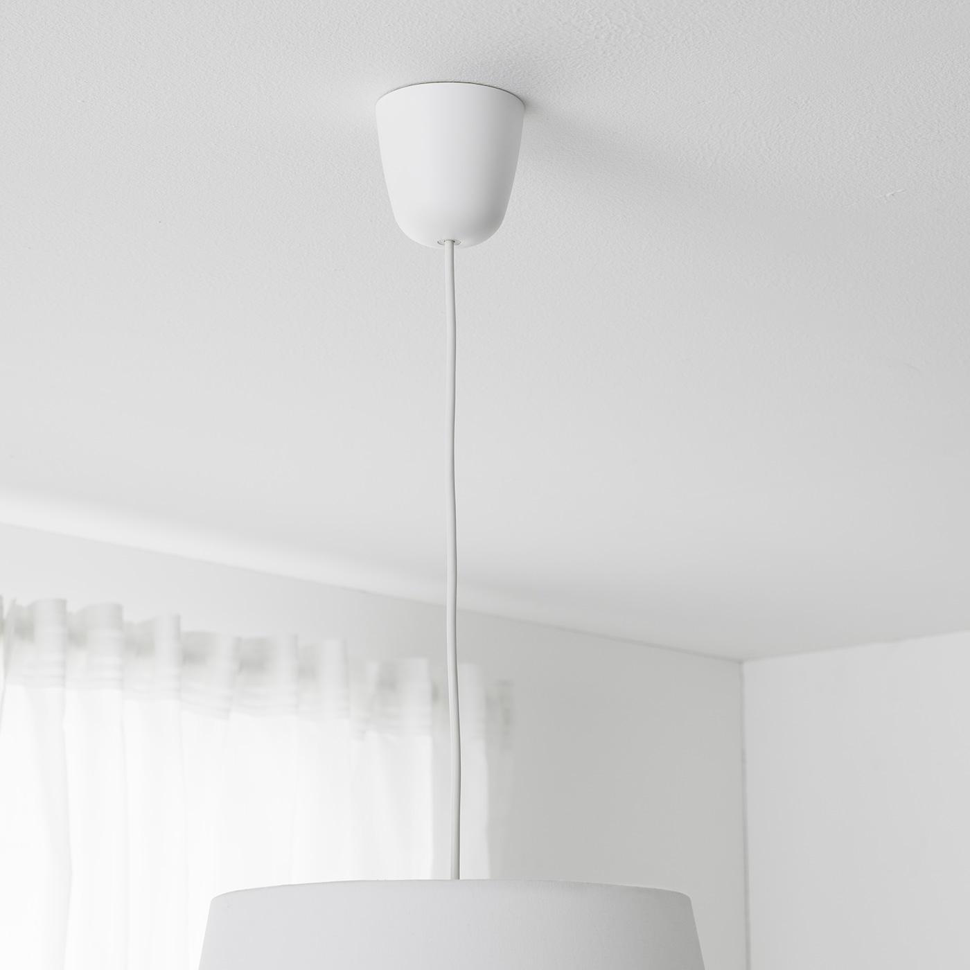 Lampenschirm Ikea Weiß