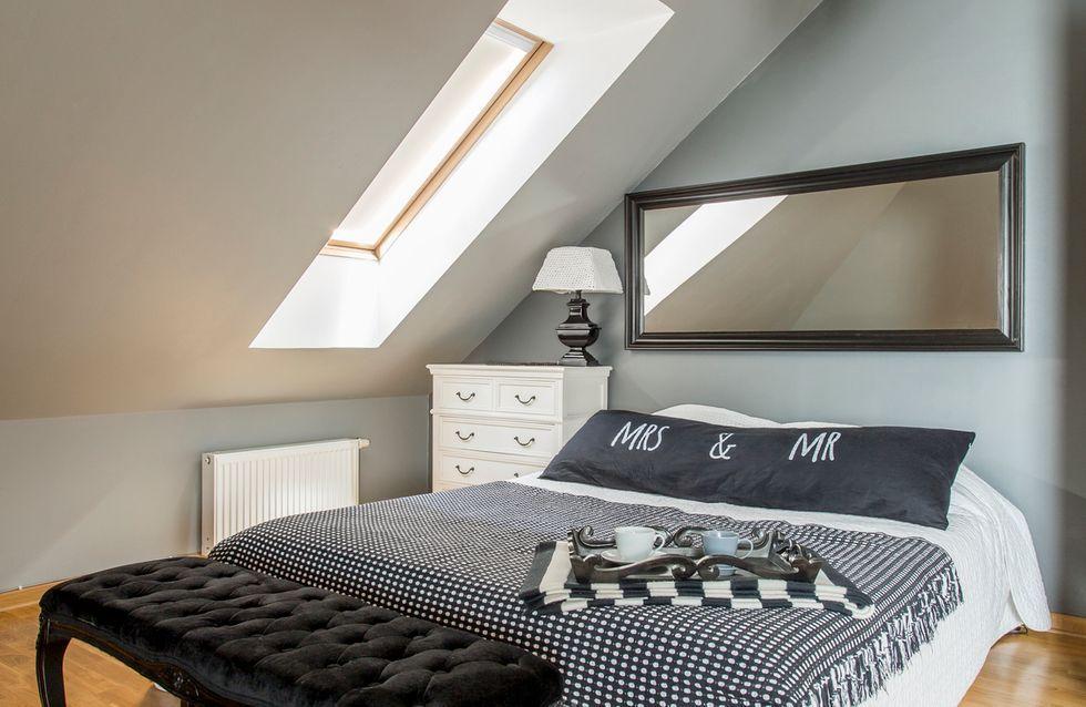 Schlafzimmer Mit Dachschräge Gestalten