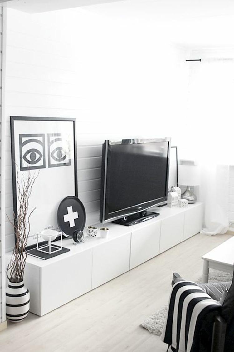 Tv Schrank Ikea Weiss