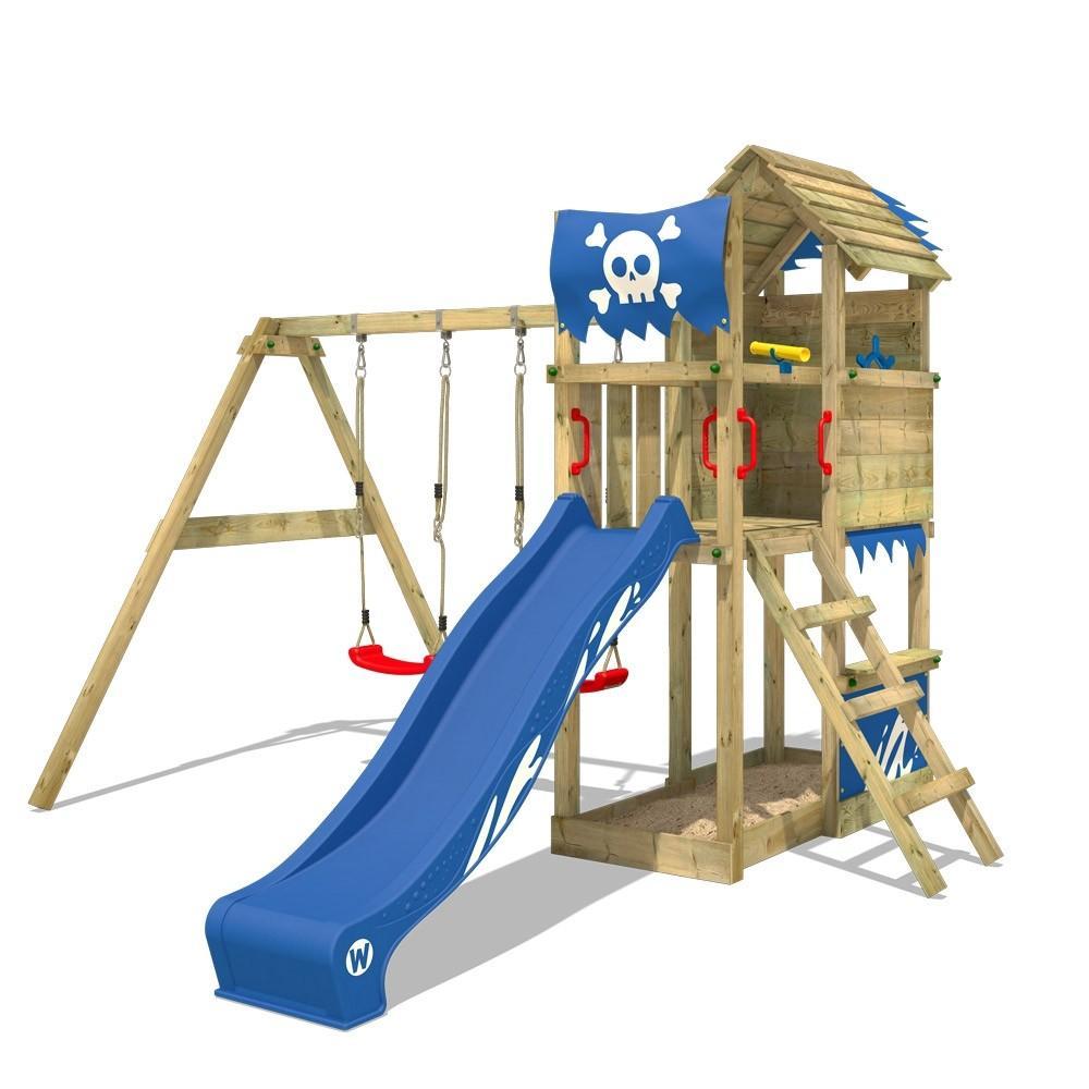 Wickey Spielturm Klettergerüst