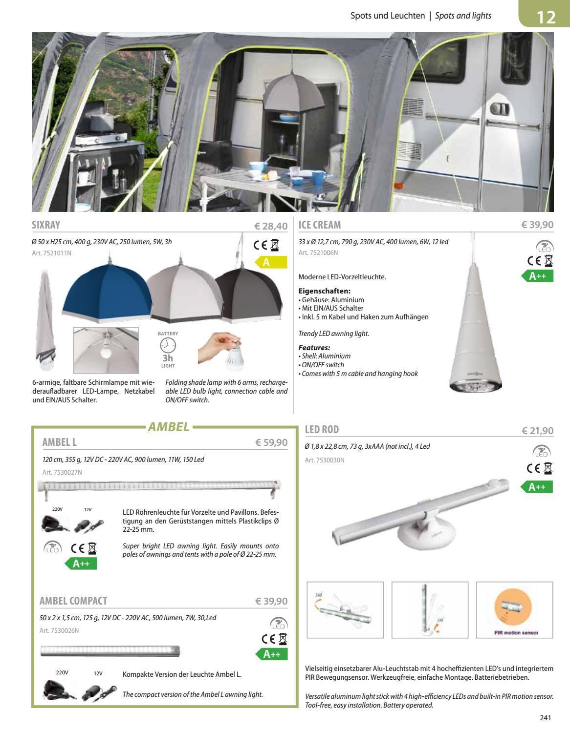 12v Led Lampe Mit Schalter