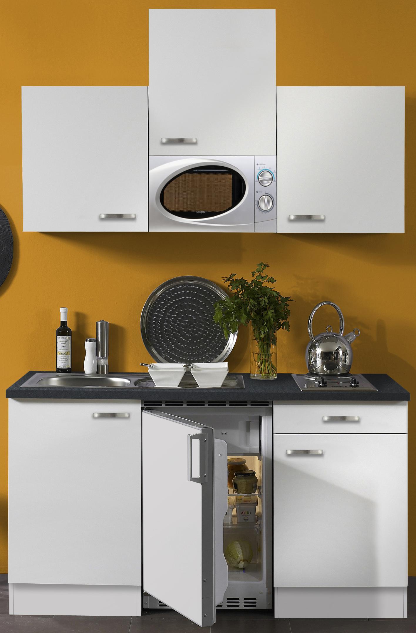 150 Cm Miniküche Mit Kühlschrank
