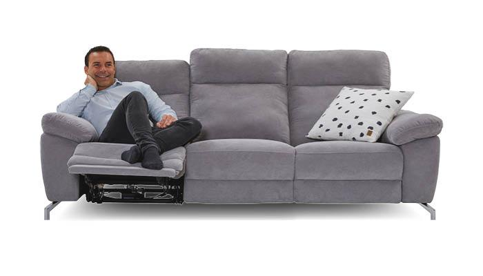 2 Sitzer 3 Sitzer Sofa Mit Relaxfunktion