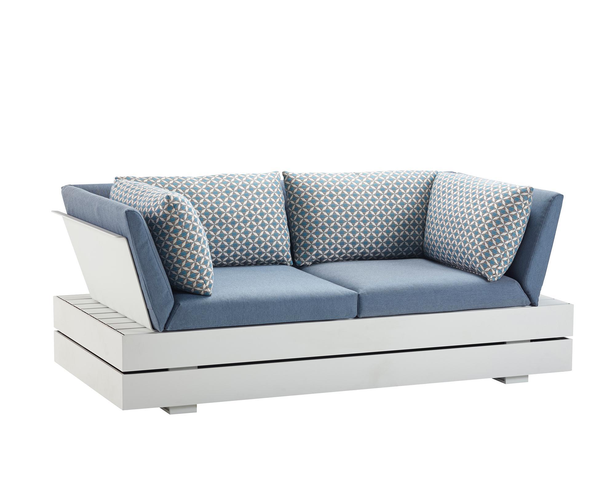 2er Lounge Sofa Balkon