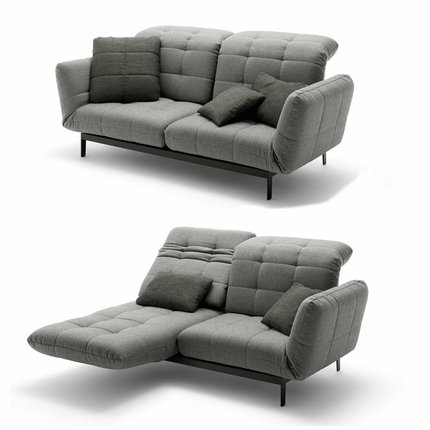 2er Sofa Relaxfunktion
