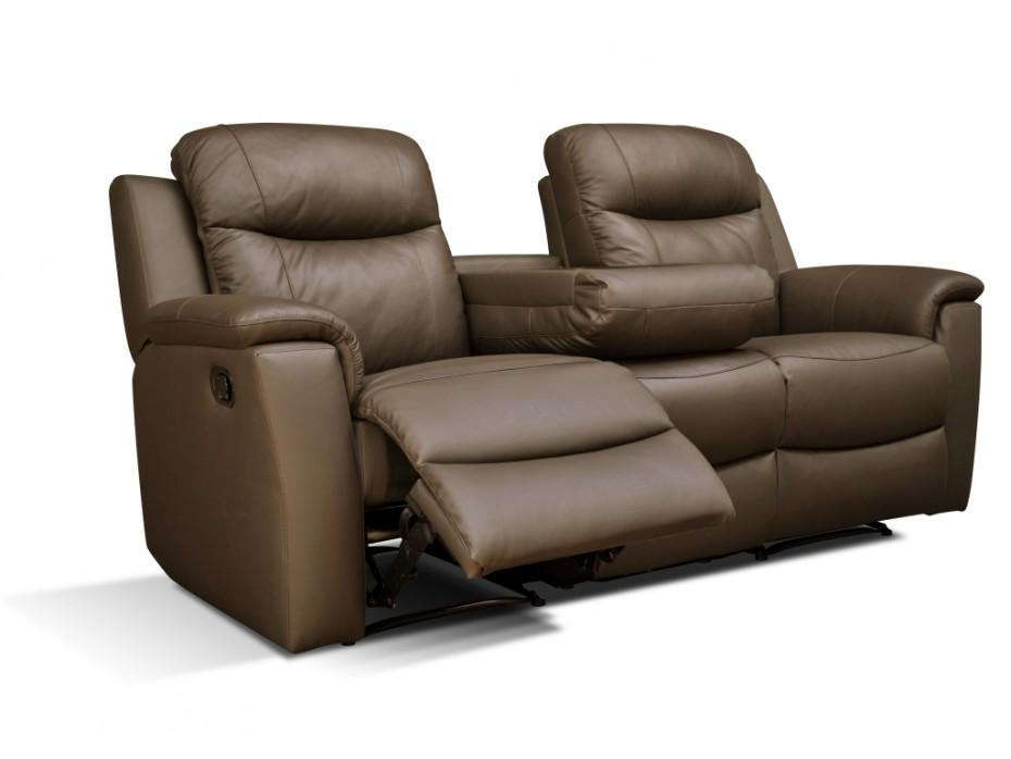 3 Sitzer Sofa Mit Relaxfunktion Stoff