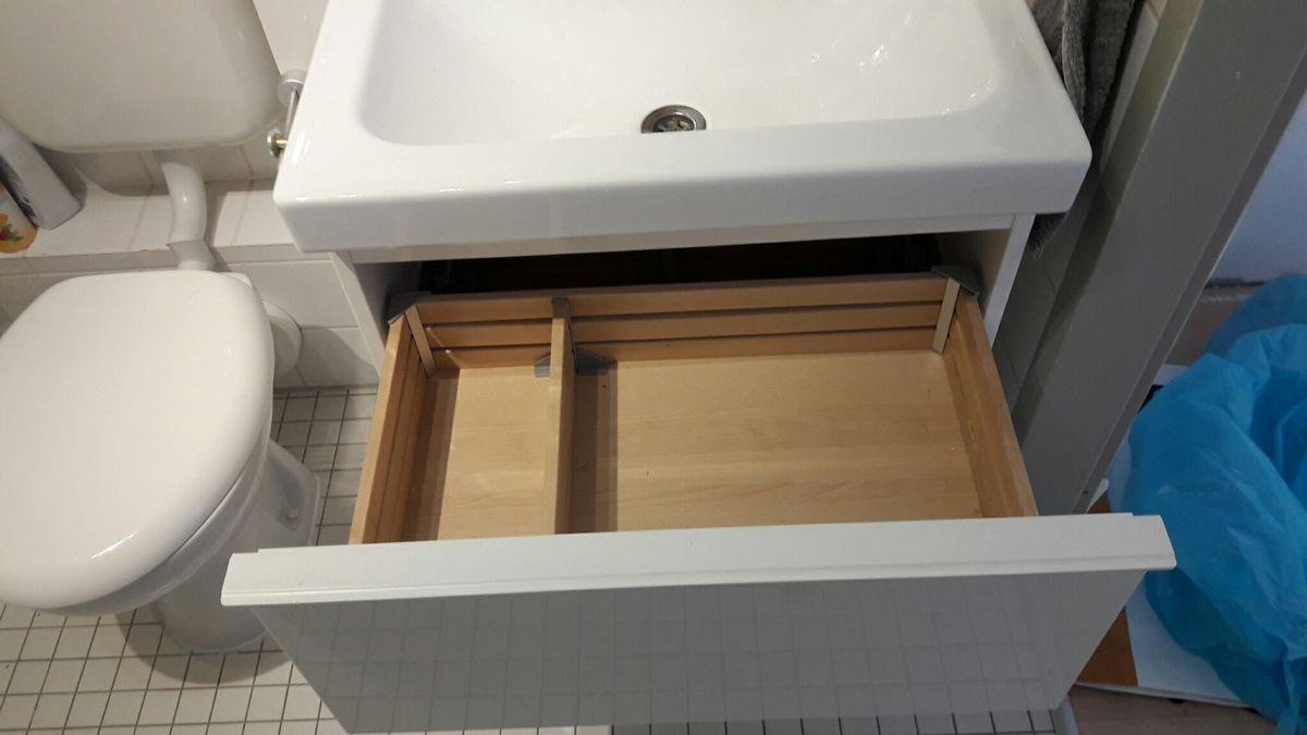 60 Cm Waschbecken Mit Unterschrank Ikea