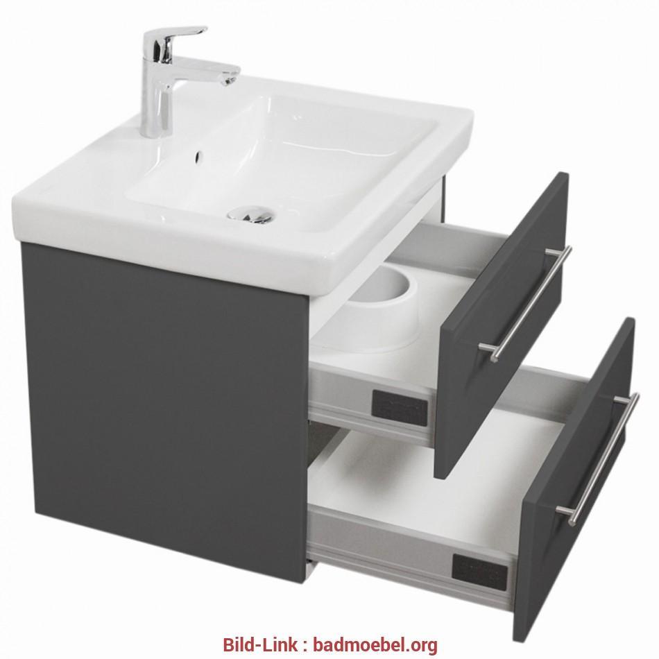 60 Cm Waschbeckenunterschrank Mit Waschbecken