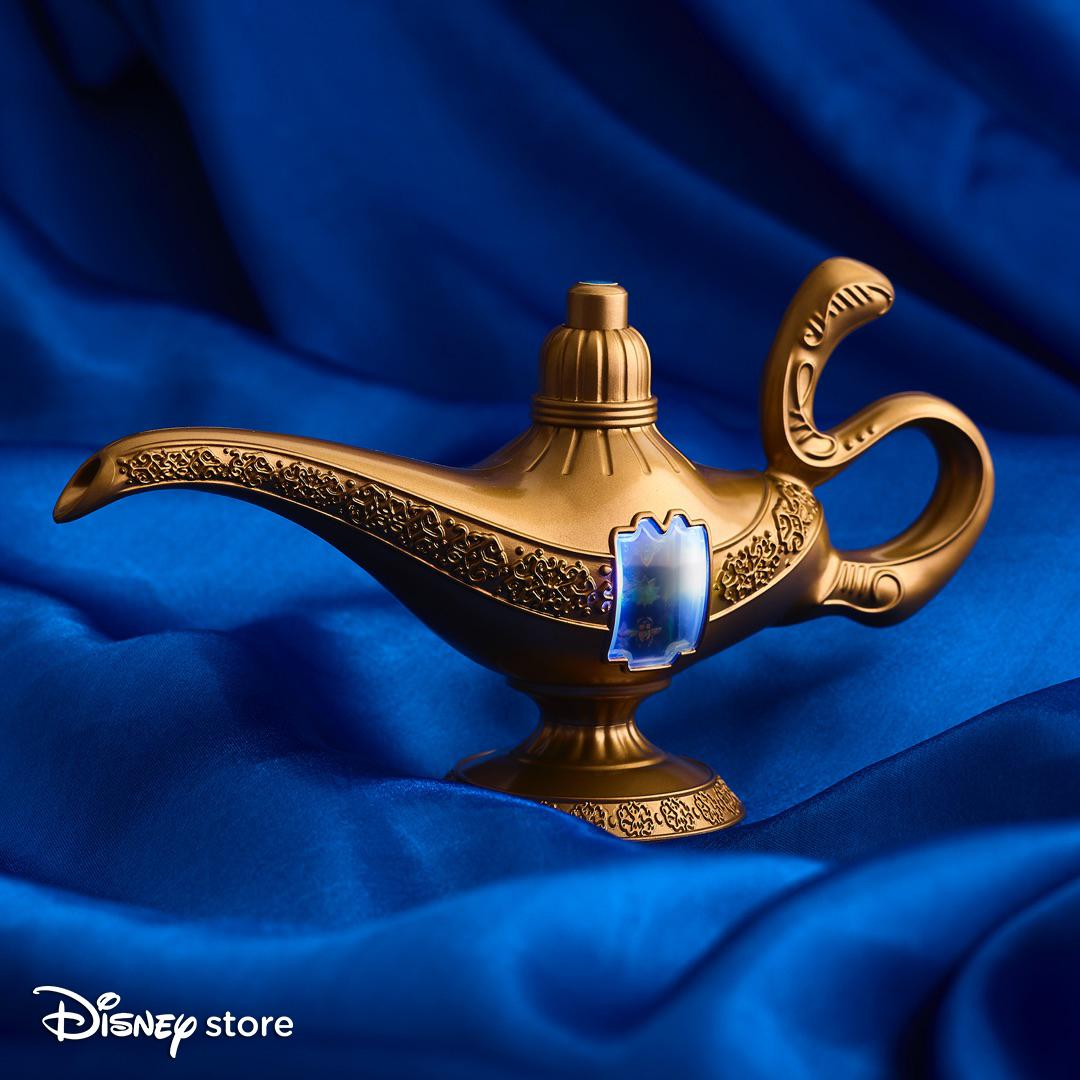 Aladdin Lampe Disney