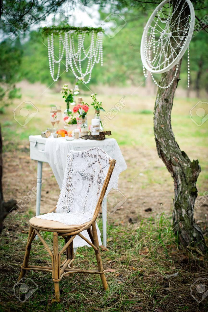 Alte Stühle Dekorieren