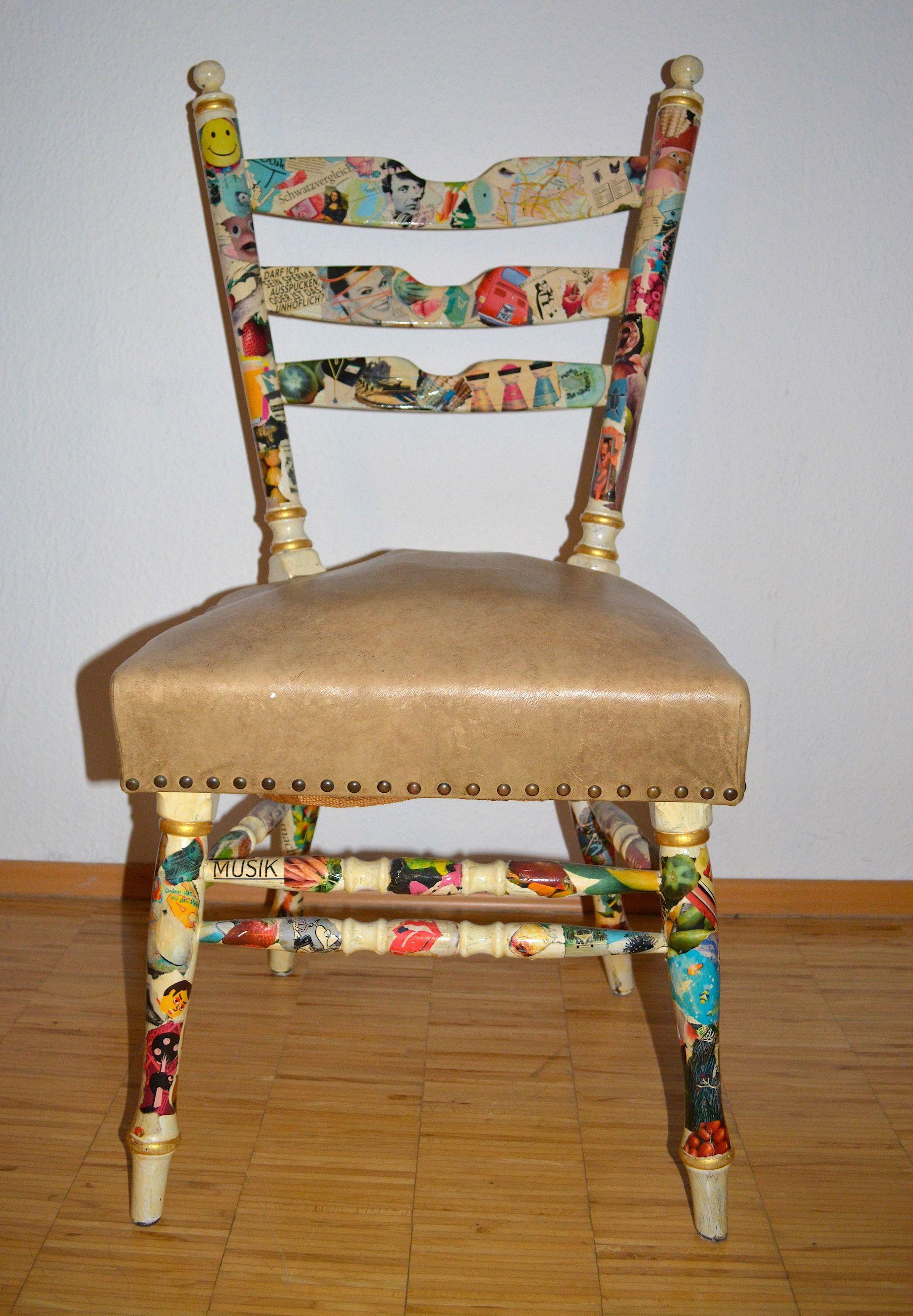 Alte Stühle Neu Gestalten