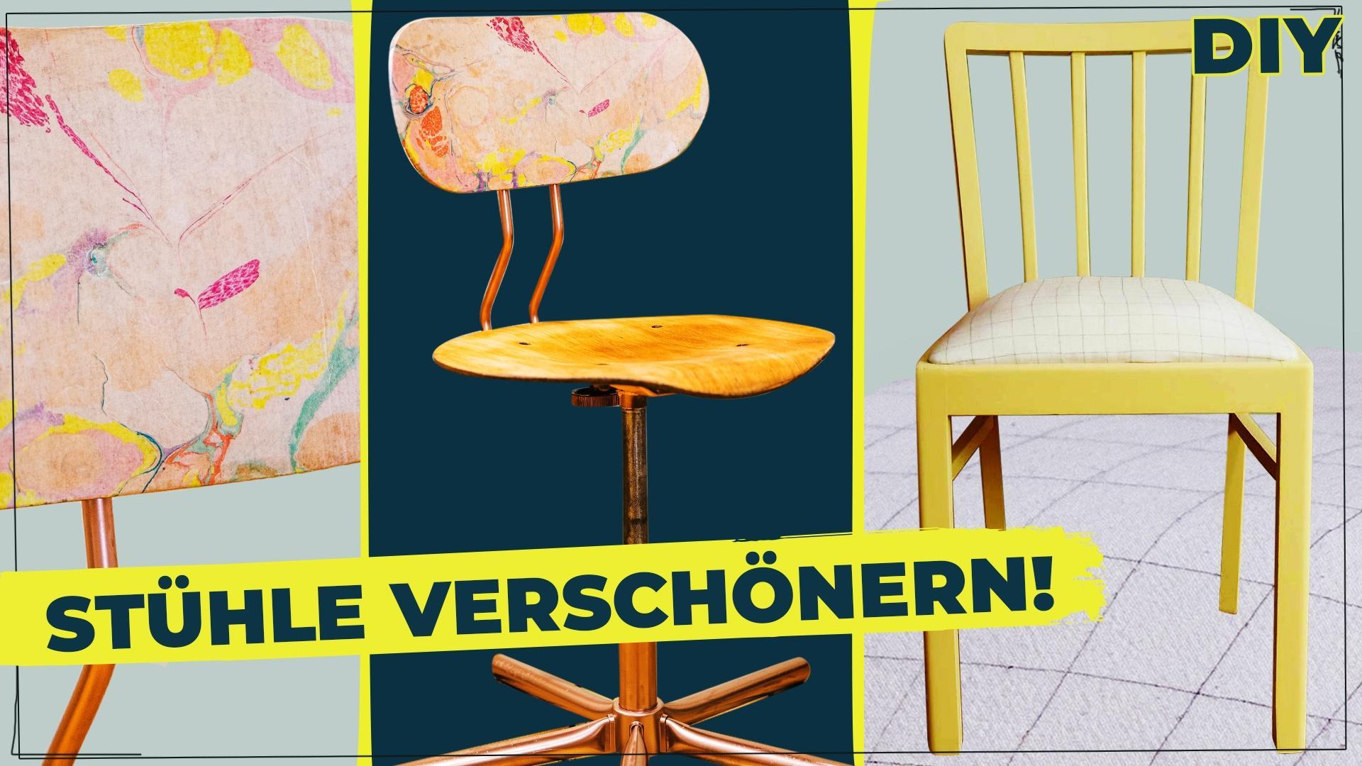 Alte Stühle Upcycling