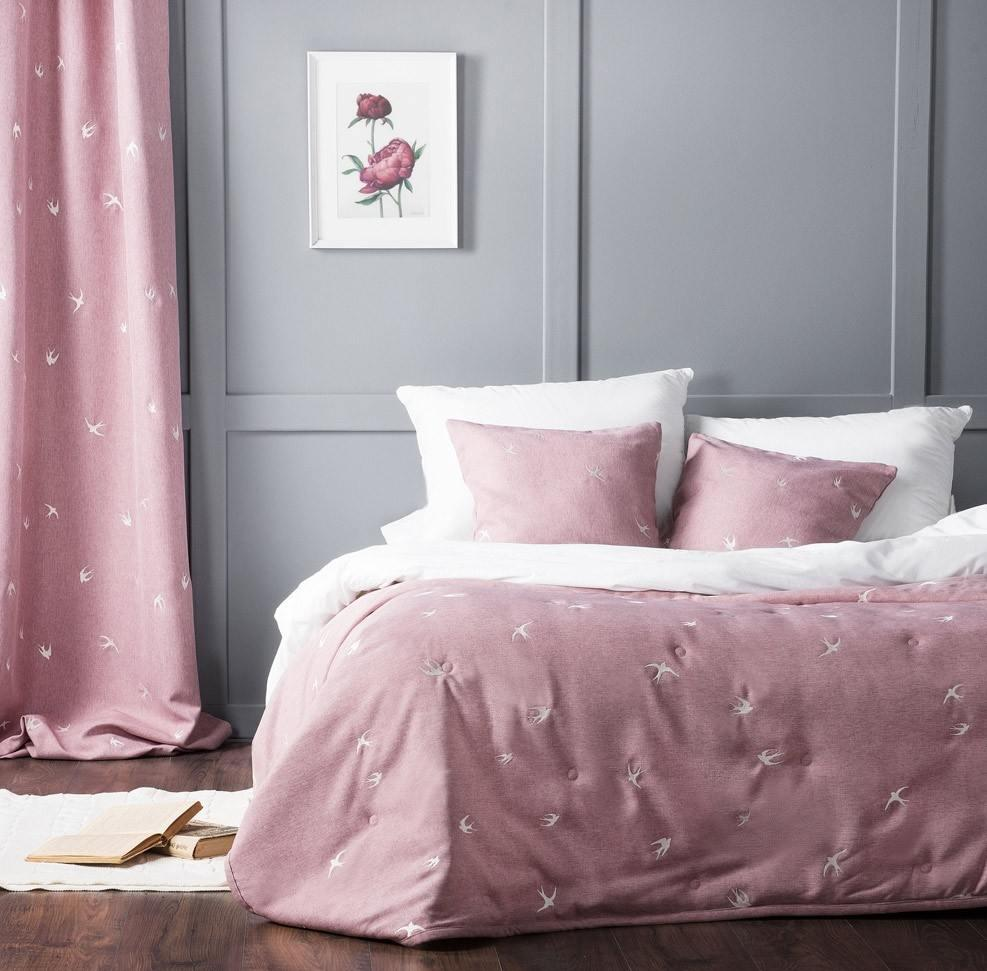 Altrosa Schlafzimmer Ideen Grau Rosa