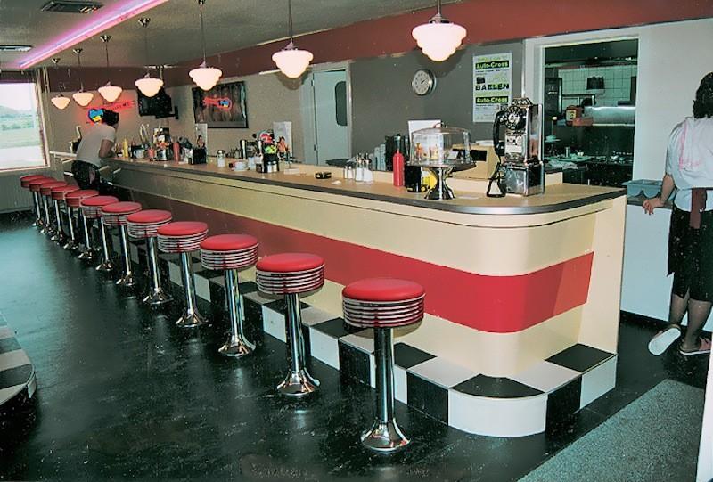 American Diner Möbel