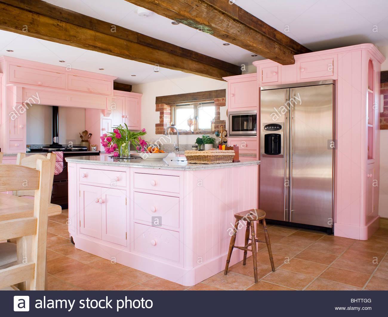 Amerikanische Küche Landhaus