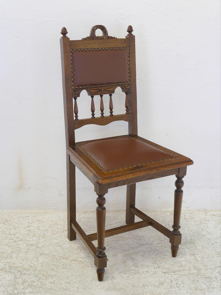 Antike Stühle Um 1920