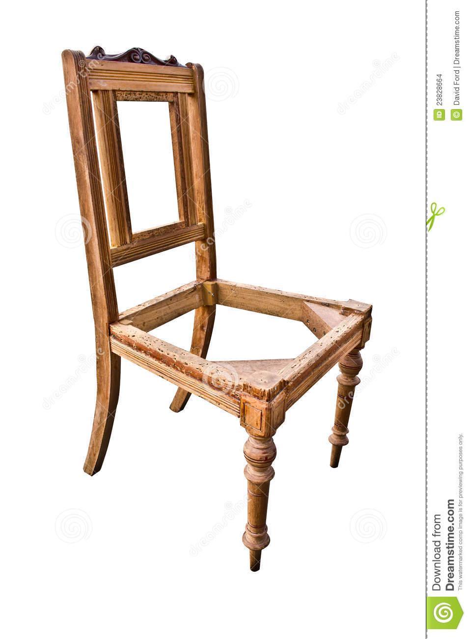 Antiker Alter Stuhl