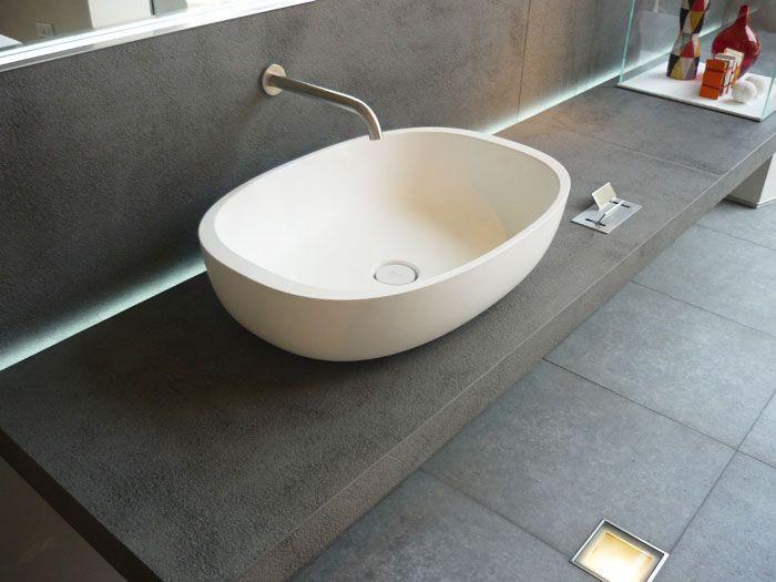 Arbeitsplatte Bad Waschtisch