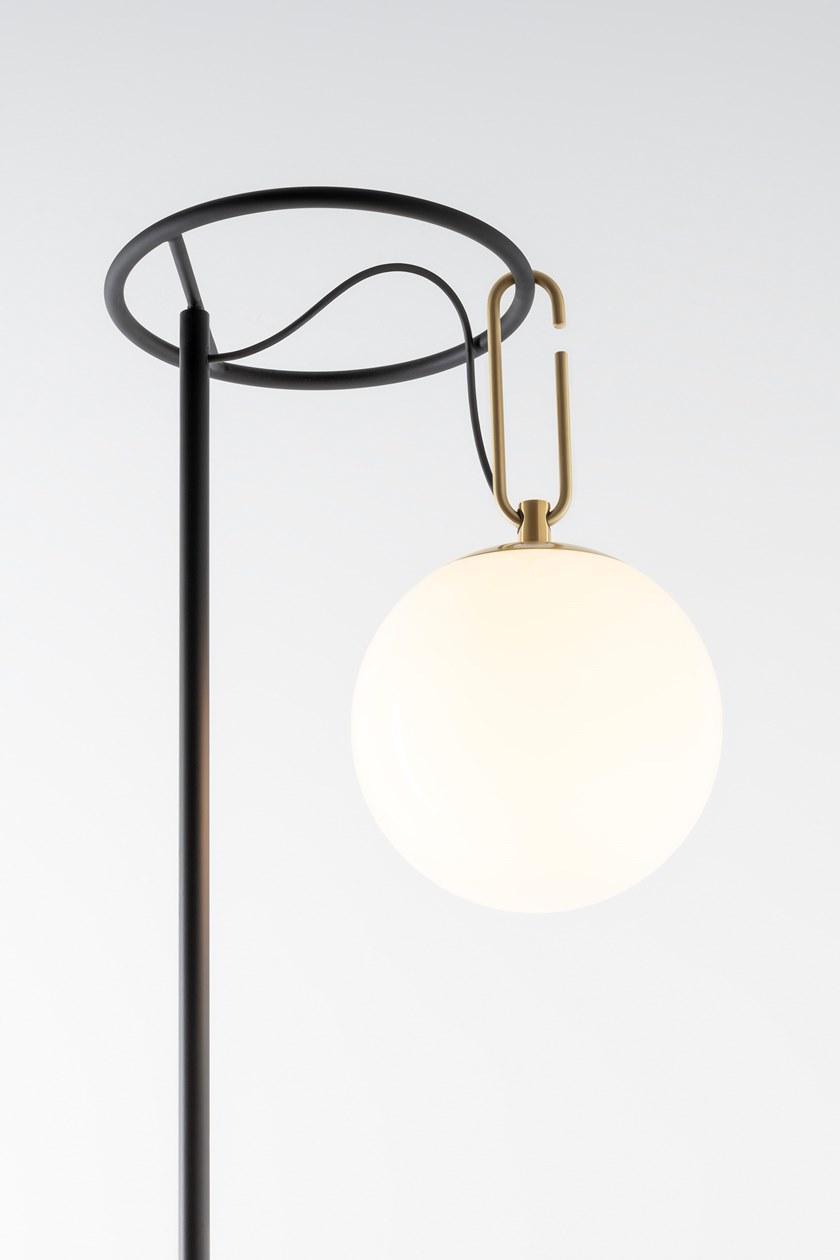 Artemide Stehlampe Kugel
