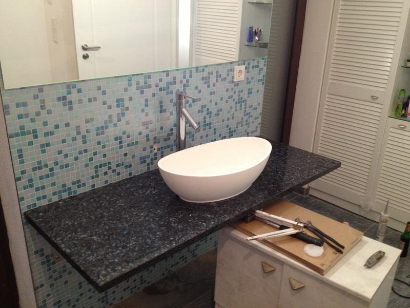 Aufsatzwaschbecken Unterschrank Selber Bauen