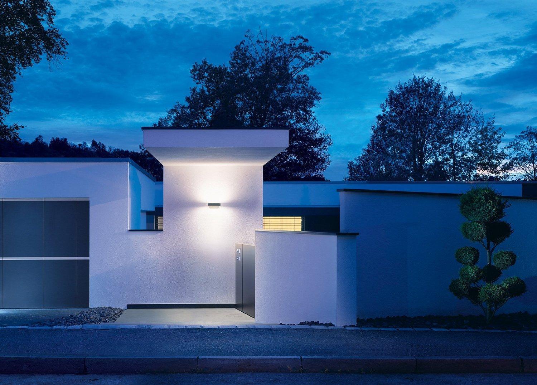 Außenbeleuchtung Haus Led Mit Bewegungsmelder