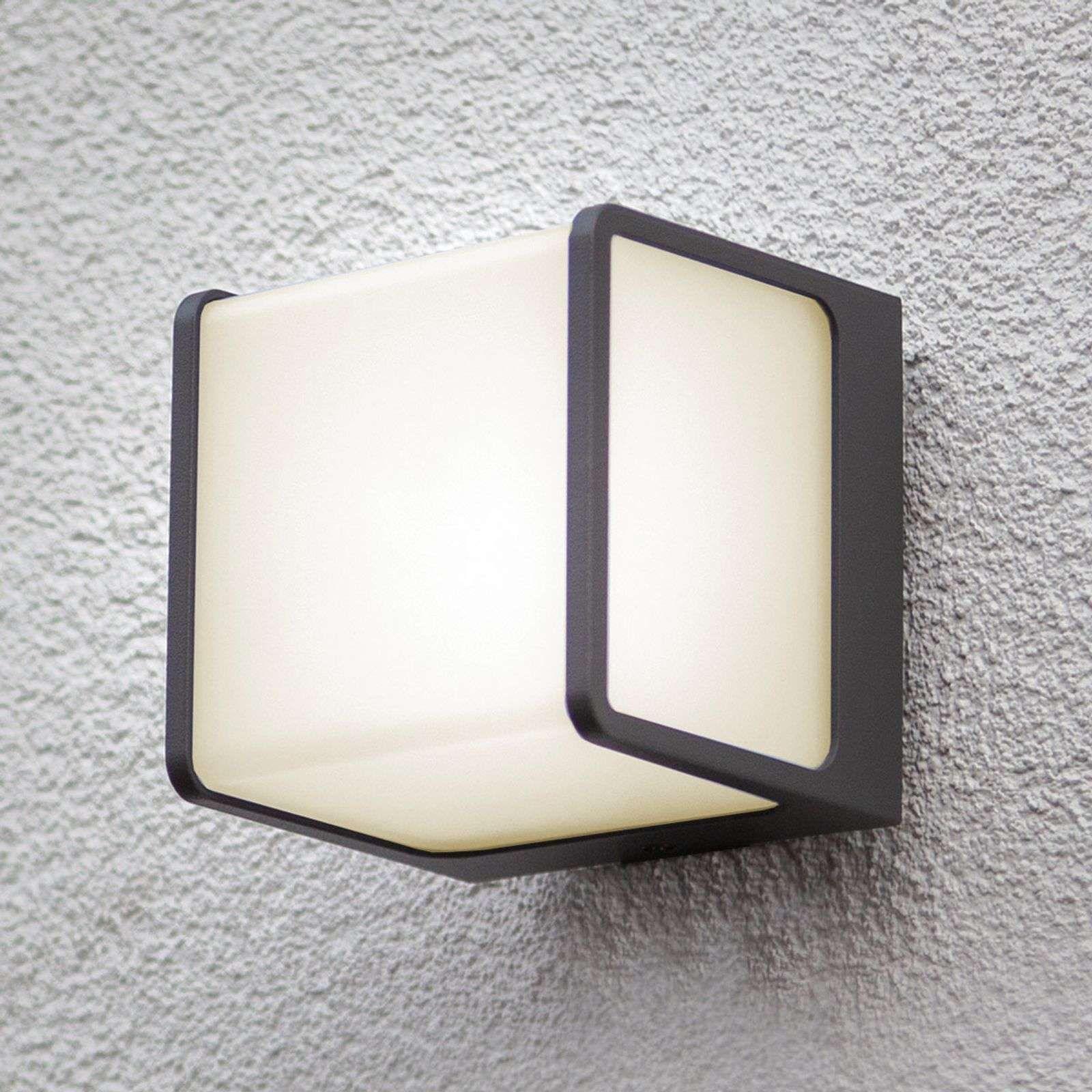 Außenbeleuchtung Hauswand Solar