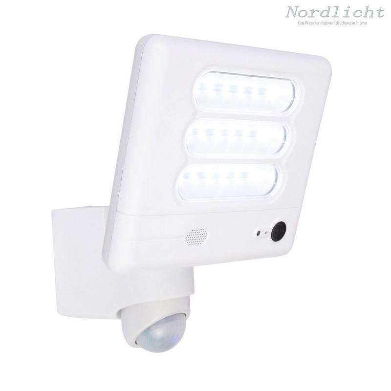 Außenlampe Bewegungsmelder Weiß