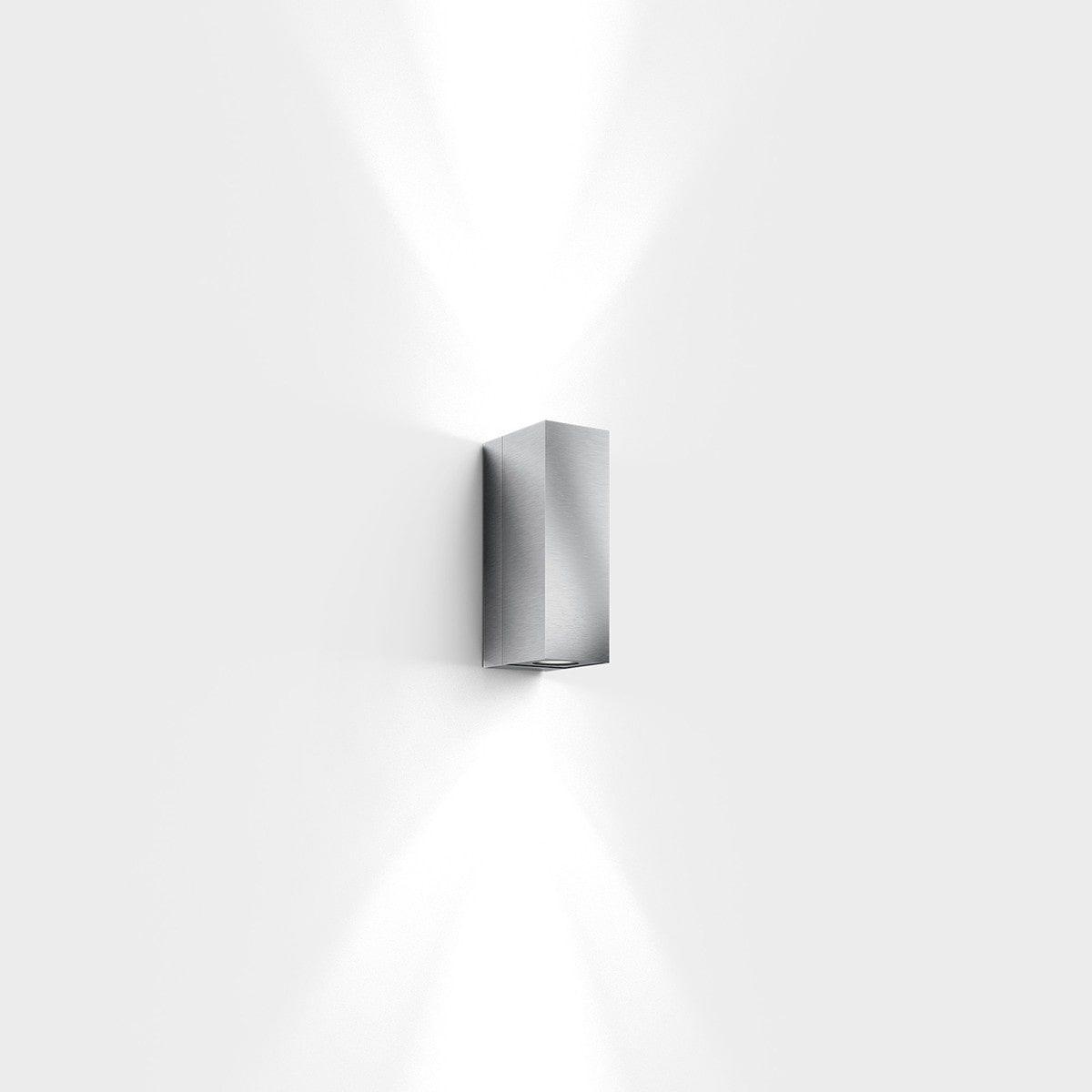 Außenlampe Edelstahl Gebürstet