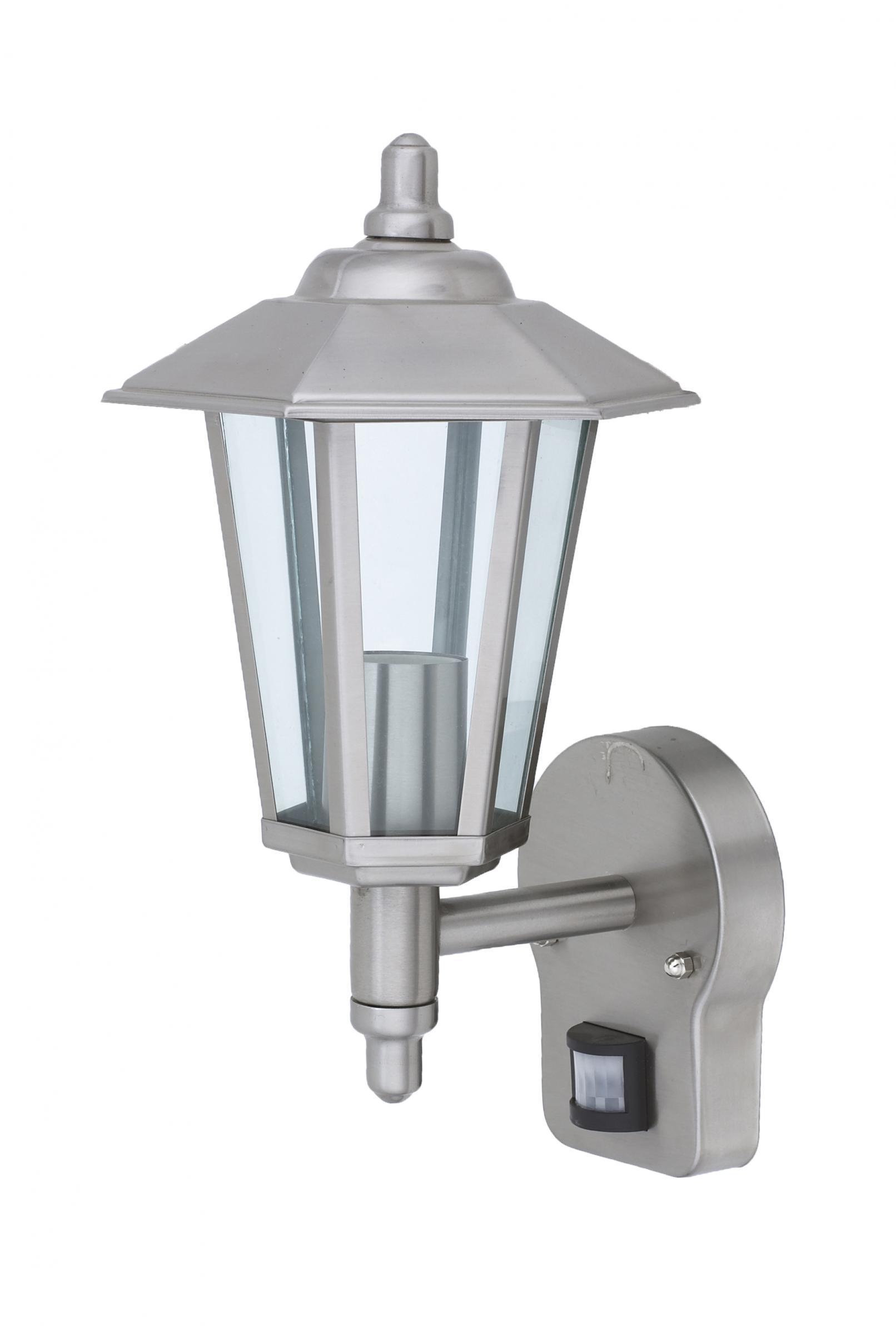 Außenlampe Edelstahl Mit Bewegungsmelder