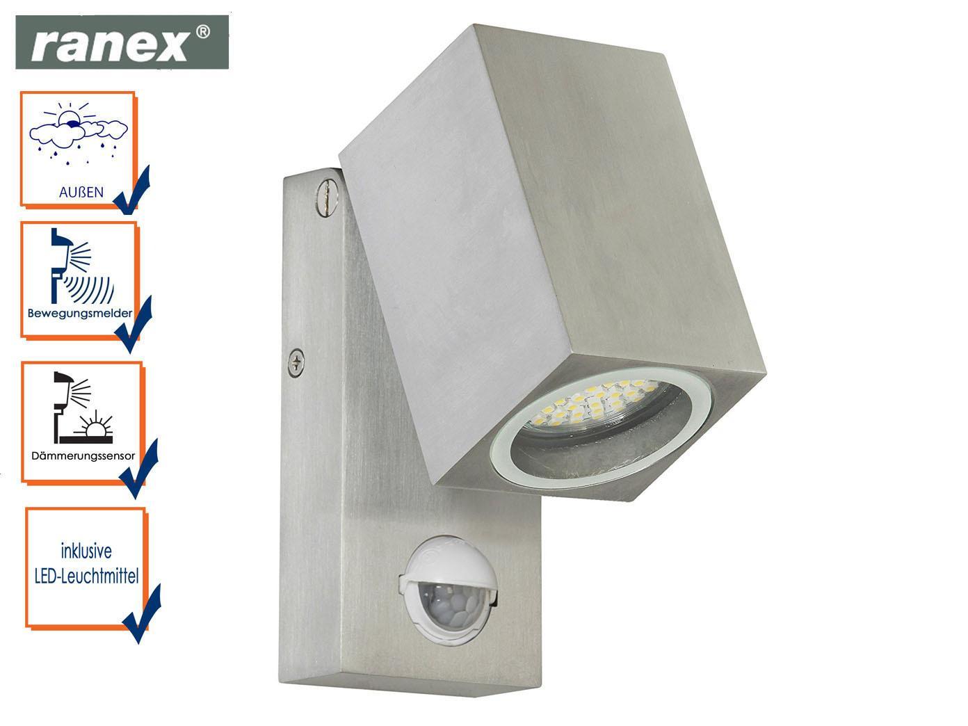 Außenlampe Led Mit Bewegungsmelder
