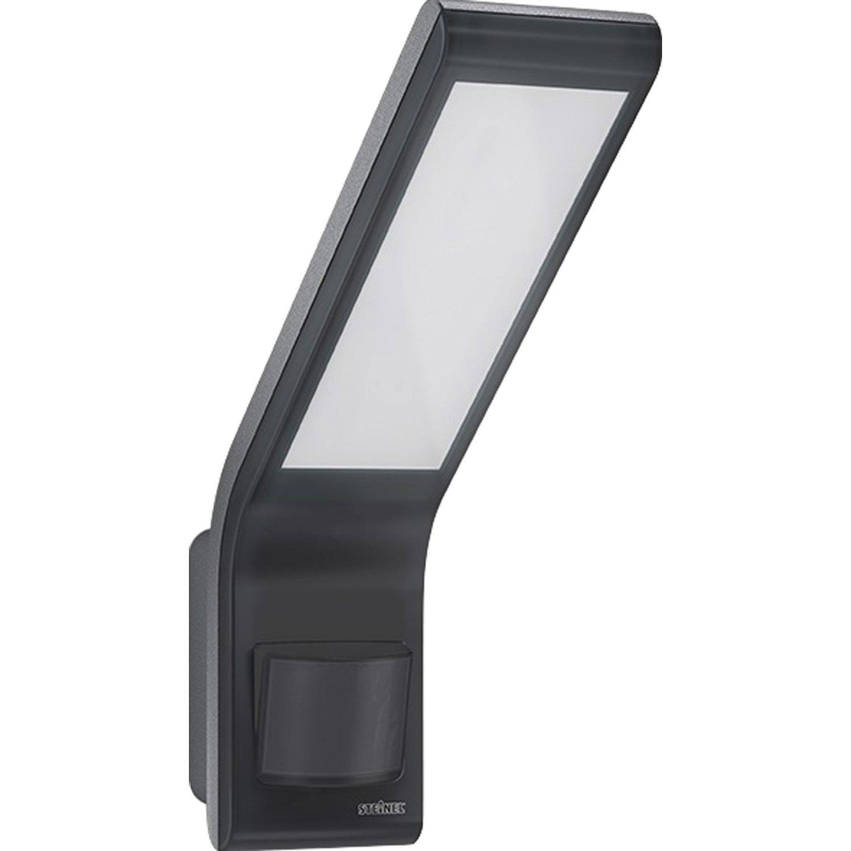 Außenlampe Mit Bewegungsmelder Anthrazit