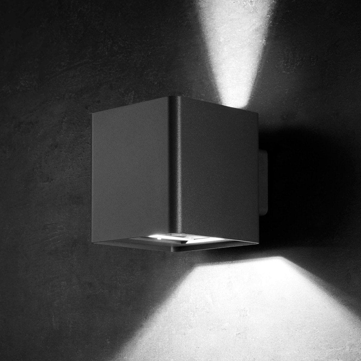 Außenlampe Mit Bewegungsmelder Modern