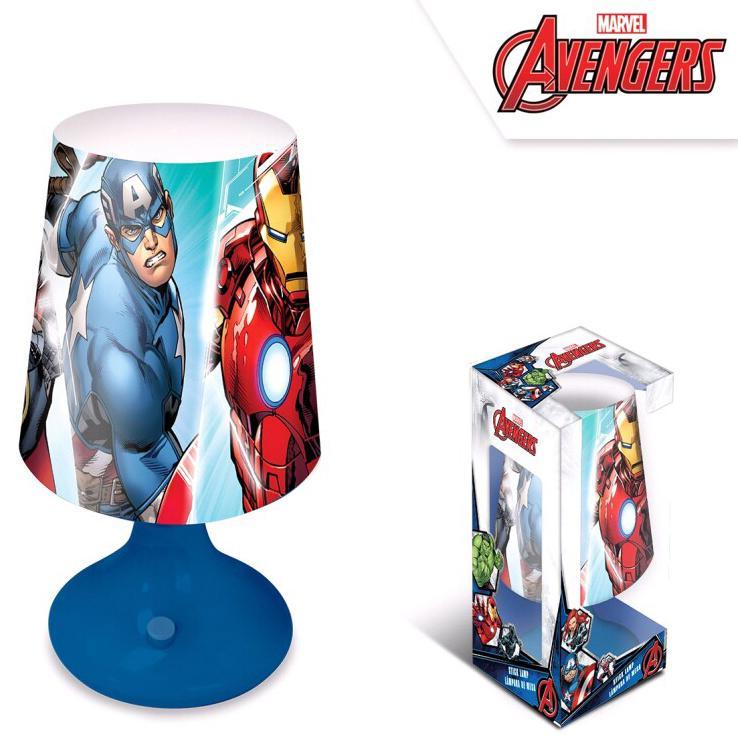 Avengers Logo Lampe