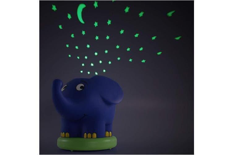 Baby Lampe Sternenhimmel