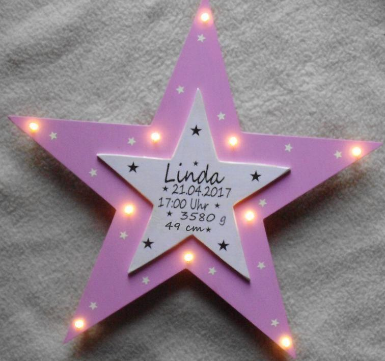 Babylampen Mit Namen