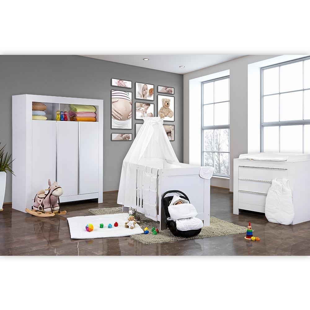 Babyzimmer Möbel Grau
