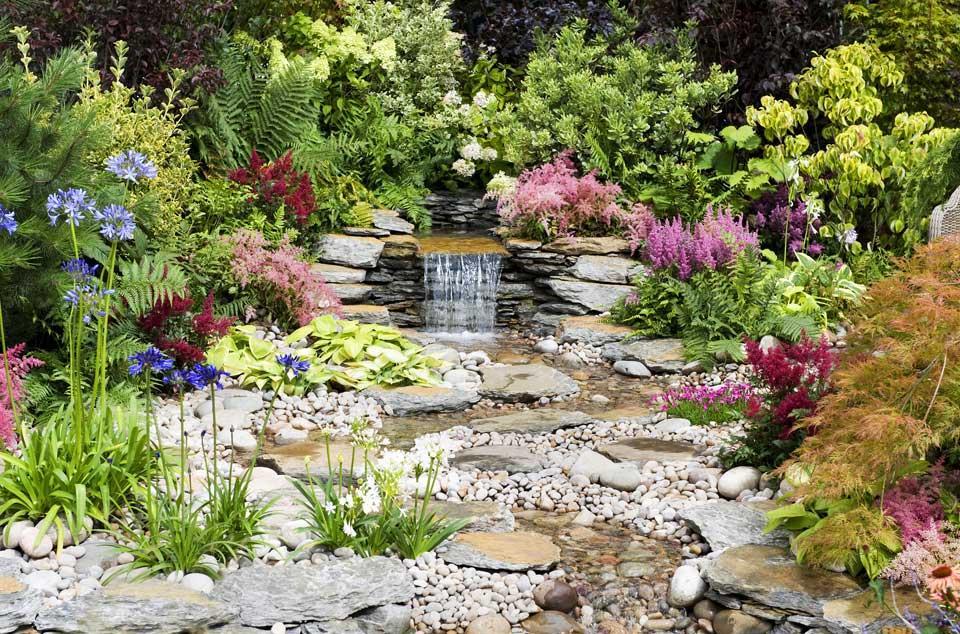 Bachlauf Garten Selber Bauen