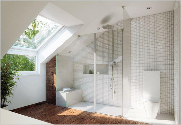 Bad Renovieren Ideen Dachschräge