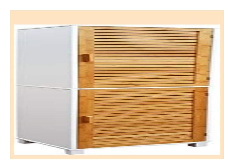 Bad Sideboard Holz