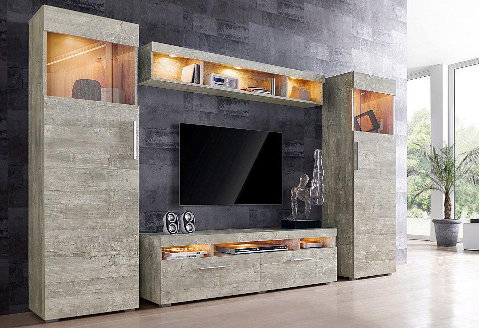 Bader Möbel Wohnwand
