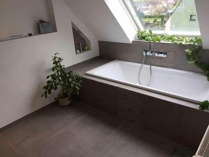 Badewanne Unter Dachschräge Maße